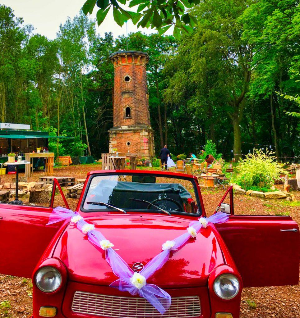 Hochzeit-Lugturm