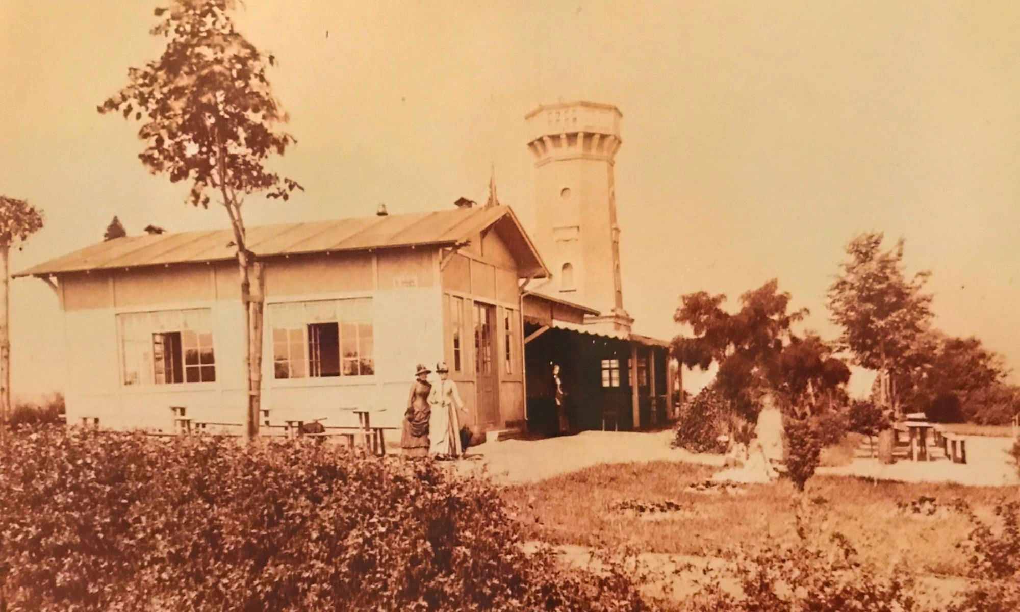 Lugturm 1880